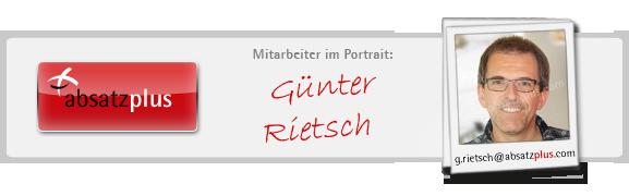 Guenter Blog Edit in Mitarbeiter stellen sich vor: Günter Rietsch