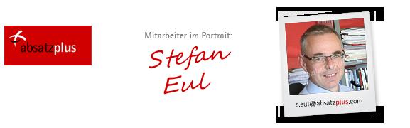 Stefan Blog in Mitarbeiter stellen sich vor: Stefan Eul
