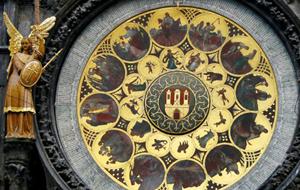 Kalender in Prag