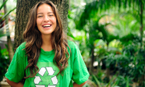 Umwelt in Neuer Trend 2014: Grüne Werbeartikel