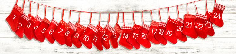 Adventskalender-werbeartikel in Werbewirksam mit 24 Türchen – Adventskalender von absatzplus