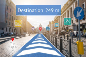 Shutterstock Google-maps-300x200 in virtuelle Realität vs. augmented reality vs. haptische Werbung