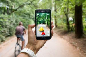 Shutterstock Pokemon-300x200 in virtuelle Realität vs. augmented reality vs. haptische Werbung