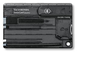 Original Victorinox Multitool Swisscard Quattro als Werbeartikel