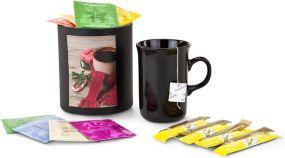 Präsentset Winterliche Teepause als Werbeartikel