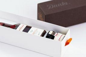 Individualisierbare Dankebox - Schwarzwälder Kirsch als Werbeartikel