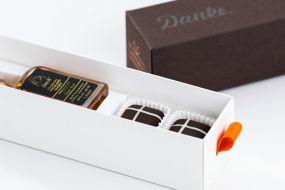 Individualisierbare Dankebox - Schwäbischer Hochland-Whisky