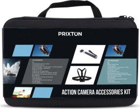 Action Camera Zubehör Prixton Kit610 als Werbeartikel