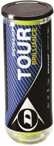 Dunlop Tour Brilliance Tennisball als Werbeartikel