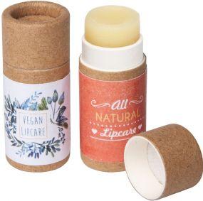 Lipcare Eco - Lippenpflege im Push-up-Container als Werbeartikel