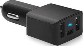 USB-KFZ-Ladegerät Typ C als Werbeartikel