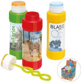 Seifenblasen als Werbeartikel