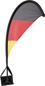 Autofahne Windsegel Deutschland