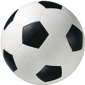 Springball Fußball klein als Werbeartikel als Werbeartikel