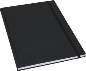 Notizbuch Note A4 als Werbeartikel