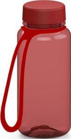 Trinkflasche Refresh inkl. Strap, 0,4 l als Werbeartikel