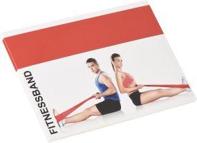 Fitnessband Adonis XL - medium als Werbeartikel