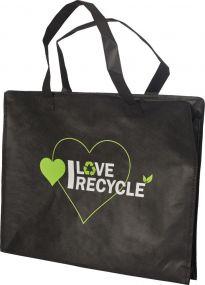 PET Non-Woven Shopping Tasche XL als Werbeartikel
