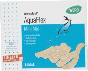 Pflasterset Weroplast MasterTex Mini Mix als Werbeartikel