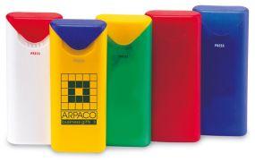 Care-Card Pflaster-Set im Kunststoffspender als Werbeartikel