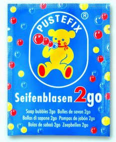Pustefix Seifenblasen 2go als Werbeartikel als Werbeartikel