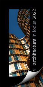 Kalender Architecture in Focus 2021 als Werbeartikel