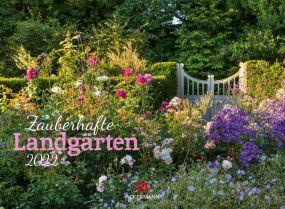Kalender Zauberhafte Landgärten 2021 als Werbeartikel