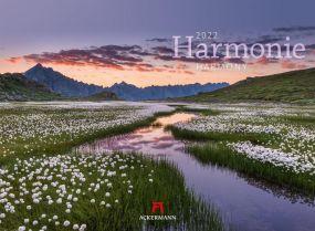 Kalender Harmonie 2021 als Werbeartikel
