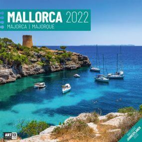 Kalender Mallorca 2021 als Werbeartikel