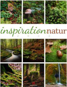 Kalender Inspiration Natur 2021 als Werbeartikel