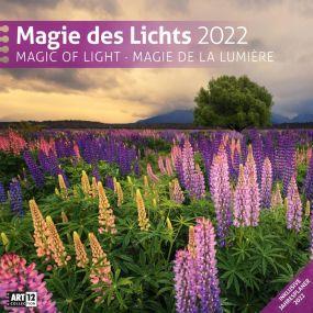 Kalender Magie des Lichts 2021 als Werbeartikel