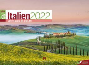 Kalender Italien ReiseLust 2021 als Werbeartikel