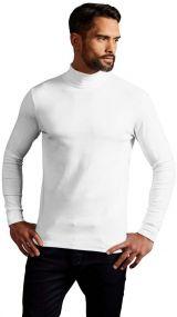 Promodoro Herren Rollkragen T-Shirt Langarm als Werbeartikel