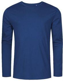 Promodoro X.O Herren Langarm T-Shirt mit Rundhals-Ausschnitt als Werbeartikel