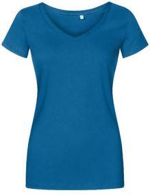 Promodoro X.O Damen T-Shirt mit V-Ausschnitt als Werbeartikel