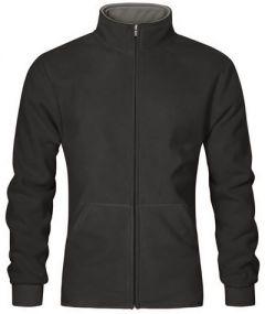 Promodoro Herren Double Fleece Jacke als Werbeartikel