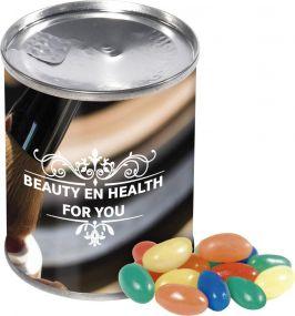 Dose Jelly Beans als Werbeartikel