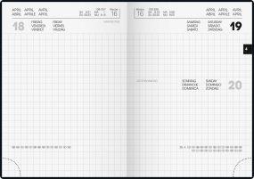 Handwerkerkalender Modell 736 90 als Werbeartikel