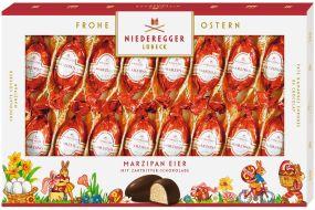 Marzipan Eier als Werbeartikel als Werbeartikel