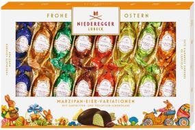 Marzipan Eier Variationen als Werbeartikel als Werbeartikel