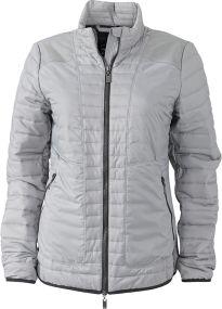 Wattierte Jacke für Damen als Werbeartikel
