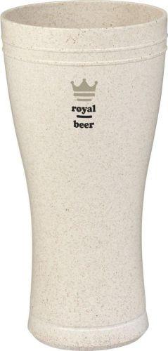 Trinkbecher Tagus aus Weizenstroh 400 ml als Werbeartikel