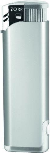 Piezo Feuerzeug mit LED Lampe als Werbeartikel