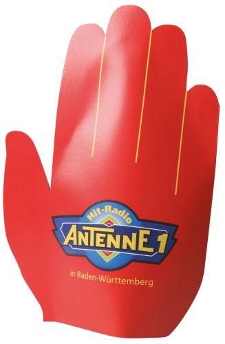 Winkehände als Werbeartikel als Werbeartikel