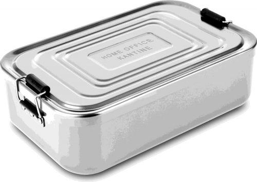 Lunchbox Quadra XL, Home-Office Kantine als Werbeartikel