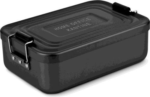 Lunchbox Quadra, Home-Office Kantine als Werbeartikel