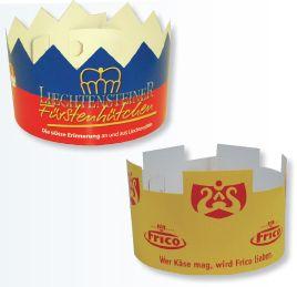 Kronen, Form 2 Burg als Werbeartikel