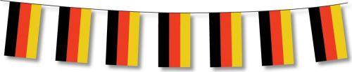 Fahnenketten Deutschland als Werbeartikel