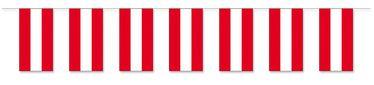Fahnenketten Österreich als Werbeartikel