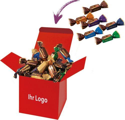 Präsentset Color Merci Box als Werbeartikel